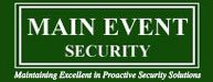 Security Guards, Event Security, Surveillance, crowd management and training